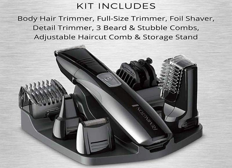Remington PG525 Body Groomer Kit