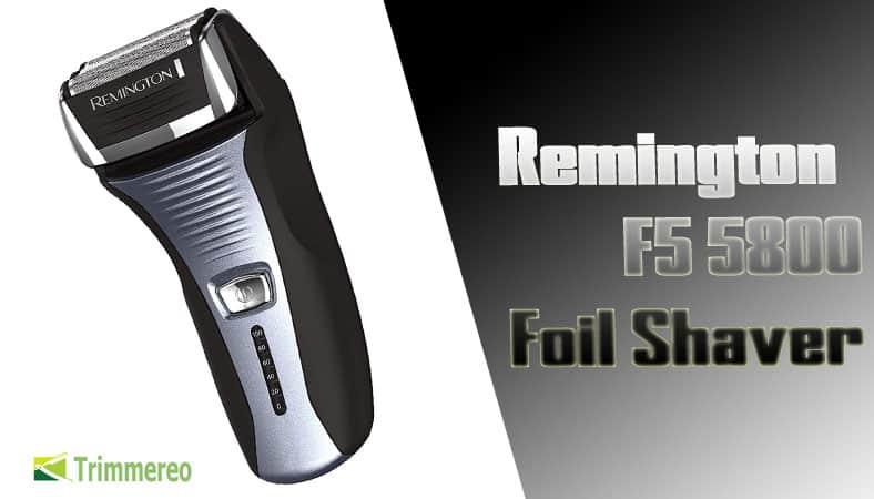 Remington F5 5800 foil shaver