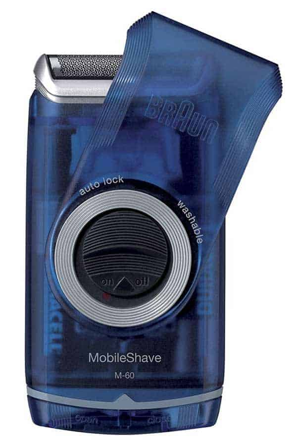 Braun M60b Mobile Electric Shaver