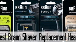 Best Braun Shaver Replacement Head For Series 7, 3, 5, 9